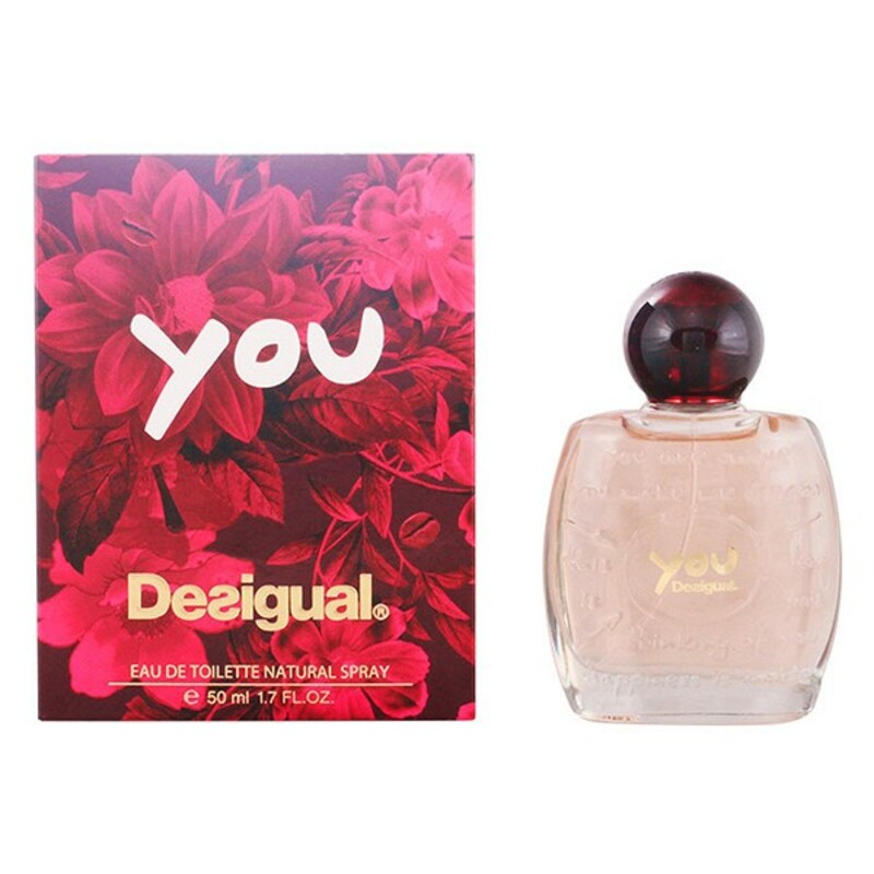 Perfume Mulher You Woman Desigual EDT (50 ml)