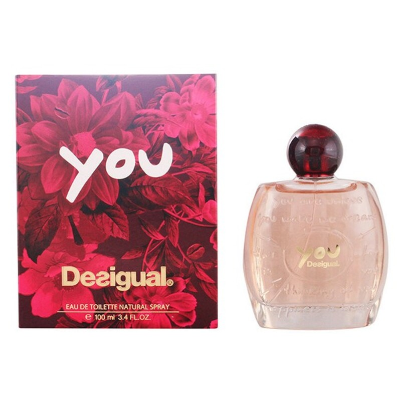 Perfume Mulher You Woman Desigual EDT (100 ml)